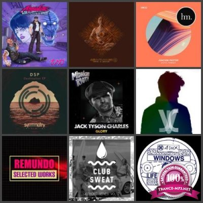 Beatport Music Releases Pack 900 (2019)
