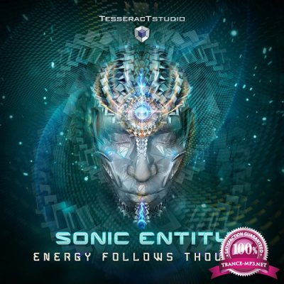 Sonic Entity - Energy Follows Thought (Single) (2019)