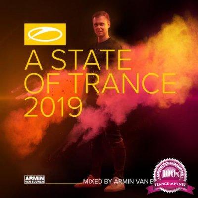 A State Of Trance 2019 (Mixed By Armin Van Buuren) (Mixed+MixCut) (2019) FLAC