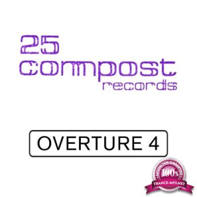 25 Compost Records Overture 4 (2019)