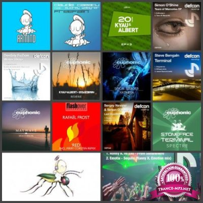 Flac Music Collection Pack 001 - Trance (2005-2017)