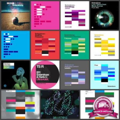 Flac Music Collection Pack 002 - Trance (Solarstone) (2012-2018)