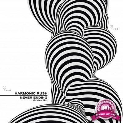 Harmonic Rush - Never Ending (Single) (2019)