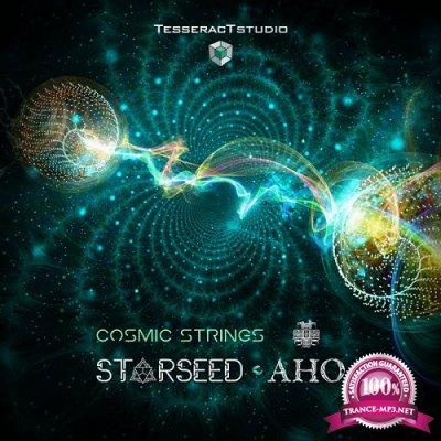 Starseed & Aho - Cosmic Strings EP (2019)