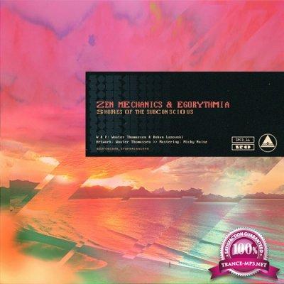 Zen Mechanics & Egorythmia - Shores of The Subconscious (Single) (2019)