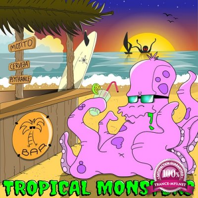 VA - Tropical Monsters (2019)