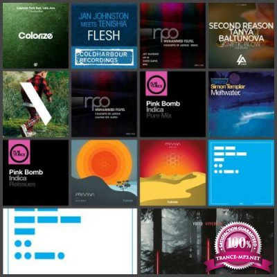 Flac Music Collection Pack 005 - Trance (2013-2019)