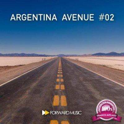 Argentina Avenue #02 (2019)