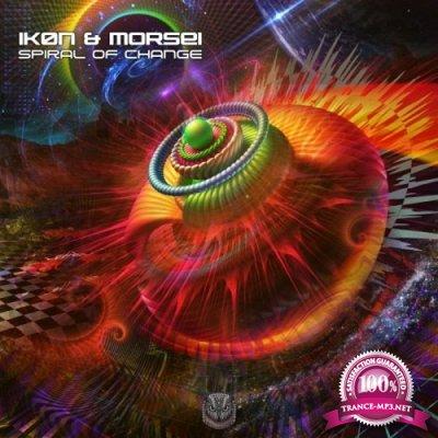 Ikon & Morsei - Spiral Of Change EP (2019)
