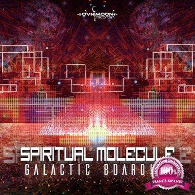 Spiritual Molecule - Galactic Boarding EP (2019)