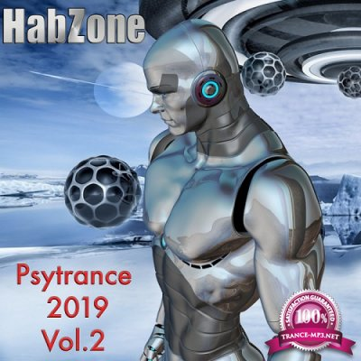 Habzone - Psytrance 2019 Vol.2 (2019)
