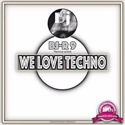 B-Johnsonss - We Love Techno (2019)