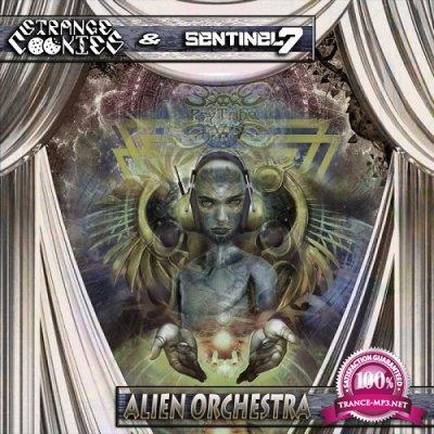 Strange Cookies & Sentinel 7 - Alien Orchestra (Single) (2019)