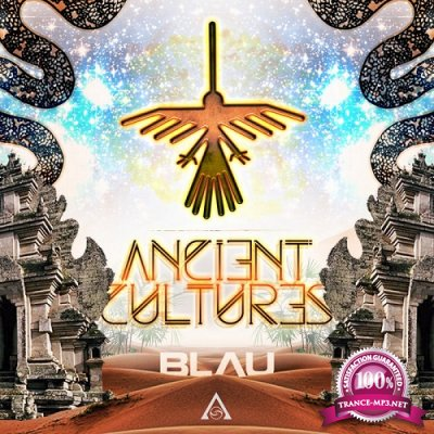 Blau Transition - Ancient Cultures EP (2019)