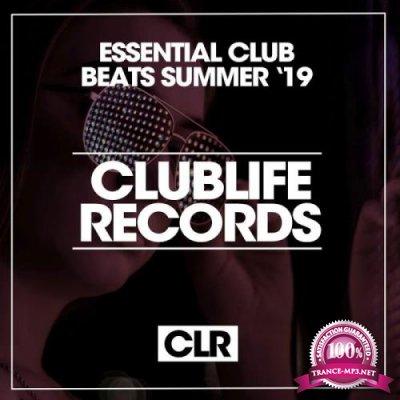 Essential Club Beats Summer '19 (2019)