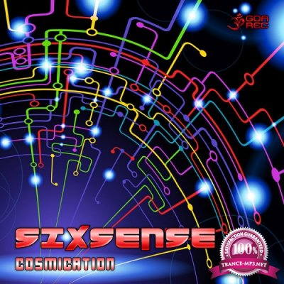 Sixsense - Cosmication (2019)