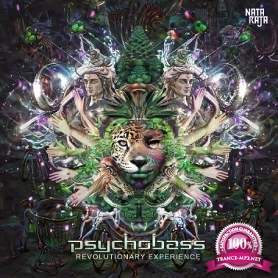 Psychobass - Revolutionary Experience EP (2019)