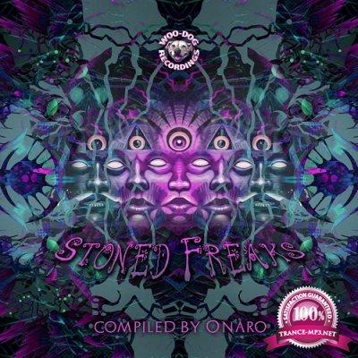 VA - Stoned Freaks (Compiled By Onaro) (2019)