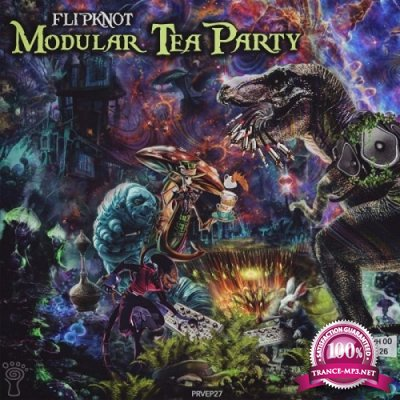 Flipknot - Modular Tea Party EP (2019)
