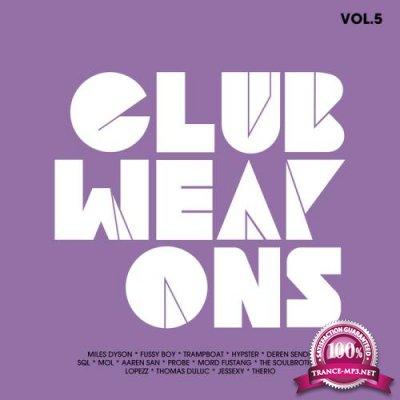 Club Weapons Vol 5 (2019)