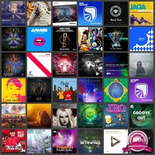Beatport Music Releases Pack 1020 (2019)