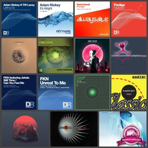 Flac Music Collection Pack 011 - Trance (2006-2017)