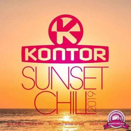 Ibiza Beach, St. Tropez, Miami - Kontor Sunset Chill 2019 (2019) FLAC