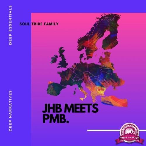 Deep Narratives & Deep Essentials - JHB Meets PMB (2019)