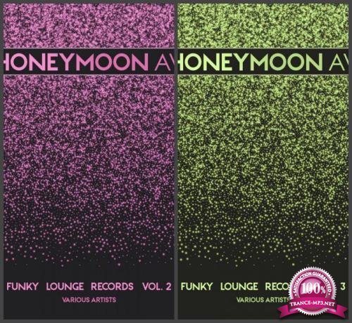 Honeymoon Avenue (Funky Lounge Records), Vol. 2-3 (2019) FLAC