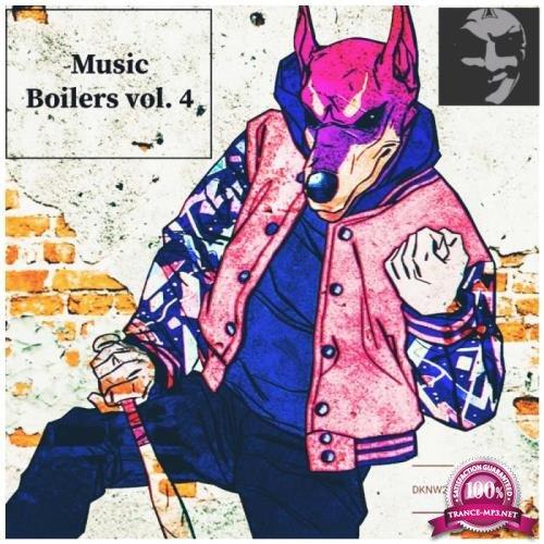 Music Boilers Vol. 4 (2019)