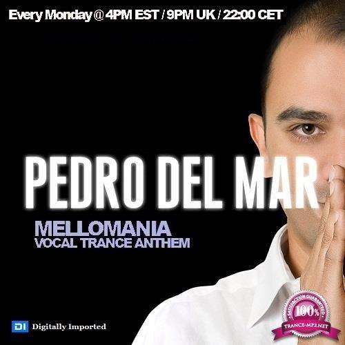 Pedro Del Mar - Mellomania Vocal Trance Anthems 578 (2019-06-10)