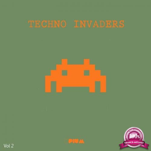 Techno Invaders, Vol. 2 (2019)
