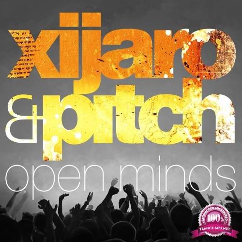 XiJaro & Pitch - Open Minds 095 (2019-06-10)