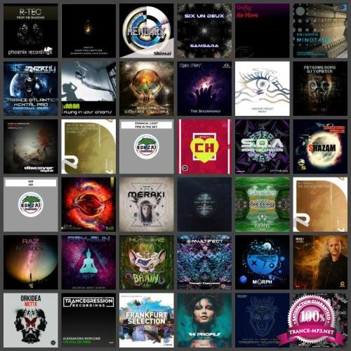 Fresh Trance Releases 167 (2019)