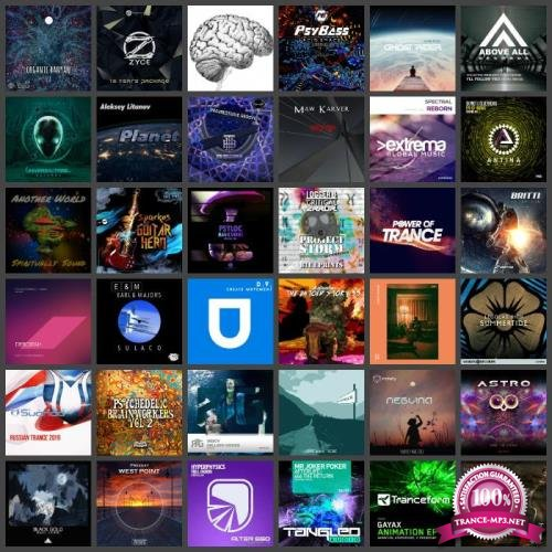 Fresh Trance Releases 168 (2019)