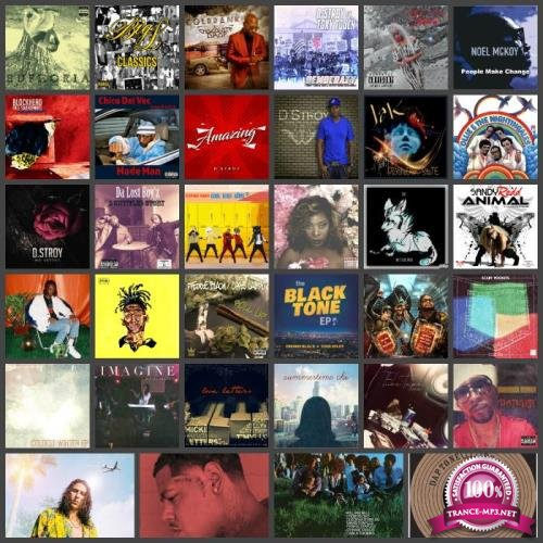 Rap Music Collection Pack 057 (2019)