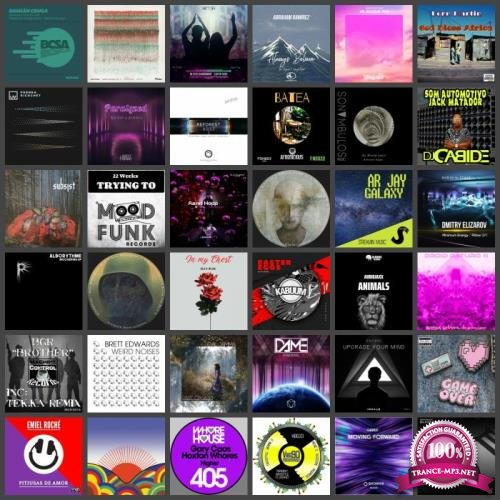 Beatport Music Releases Pack 1072 (2019)