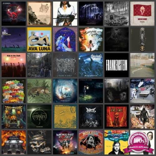 Metal Music Collection Pack 030 (2019)