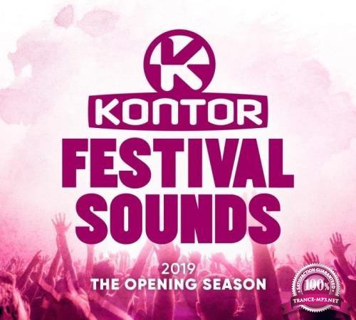 Kontor Festival Sounds 2019: The Opening Season (2019) FLAC