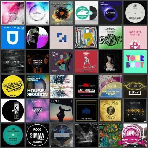 Beatport Music Releases Pack 1073 (2019)