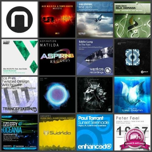 Flac Music Collection Pack 015 - Trance (2006-2019)