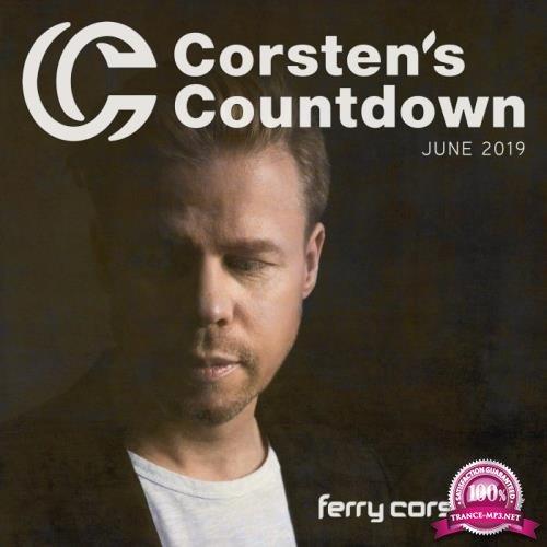 Ferry Corsten Presents Corsten's Countdown June 2019 (2019)