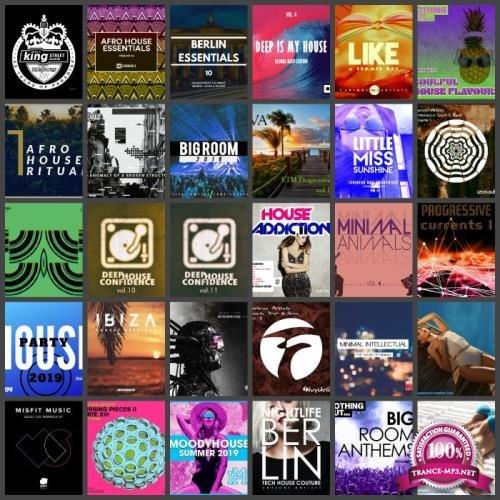Beatport Music Releases Pack 1088 (2019)