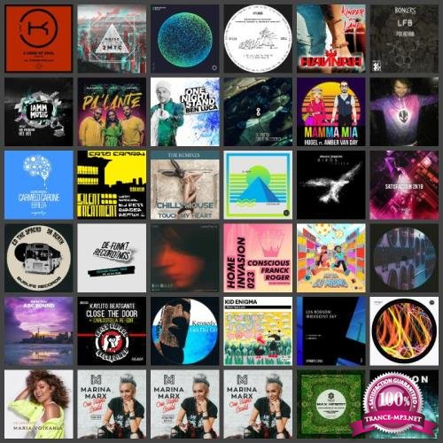 Beatport Music Releases Pack 1089 (2019)