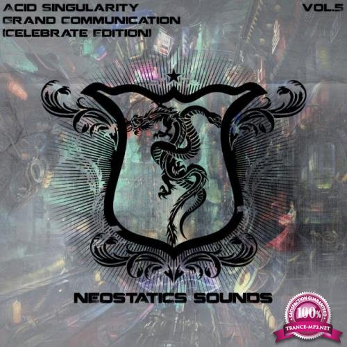 Neostatics Sounds: Grand Communication Vol 5 (Celebrate Edition) (2019)