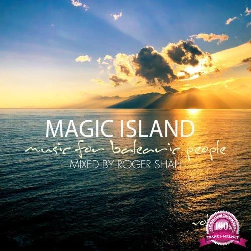 Magic Island Vol. 9 (Mixed by Roger Shah) (2019) FLAC