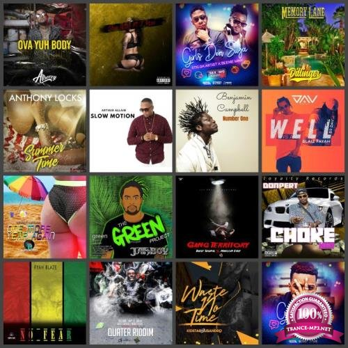 Reggae Music Collection Pack 019 (2019)