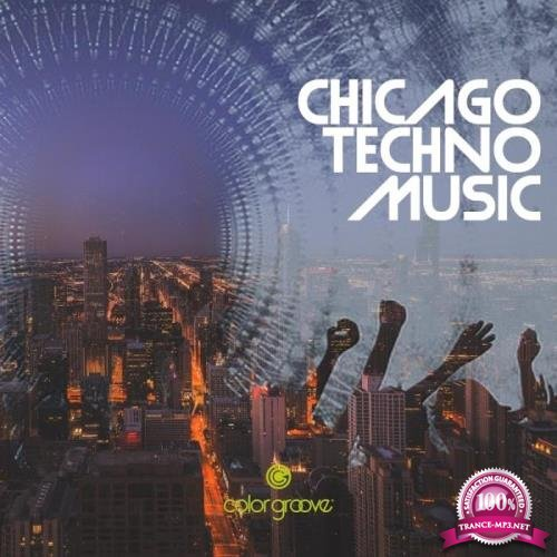 Color Groove: Chicago Techno Music (2019)