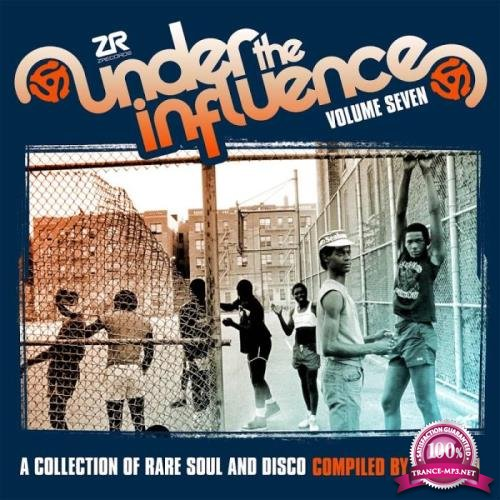 Under the Influence Vol. 7 (Compiled by Winston) (2019)