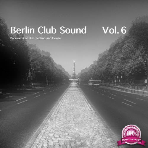 Berlin Club Sound - Panorama of Dub Techno and House, Vol. 6 (2019)